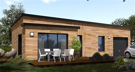 maison avec toit terrasse 2833 mieux comprendre le toit plat maison bois