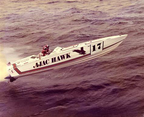 cigarette boat company charlie mccarthy s banana boat co history of the 41 footer