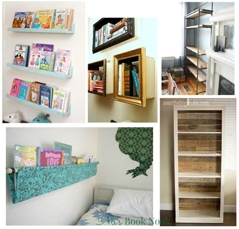 10 unique diy shelves for home storage diy and crafts 10 unique diy bookshelves for your home library ali s