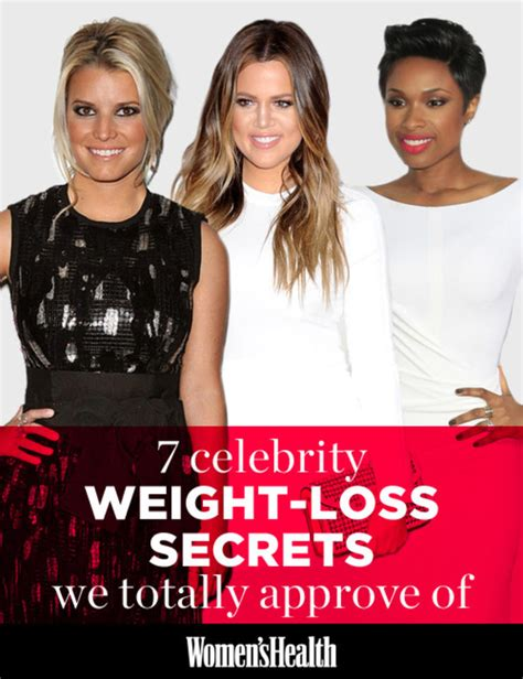 7 weight loss secrets 7 weight loss secrets we totally approve of