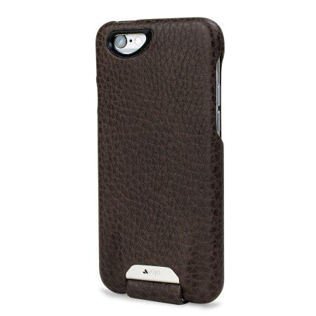 Best Leather Premium For Iphone 6 Berkualitas vaja ivo top iphone 6s 6 premium leather flip brown
