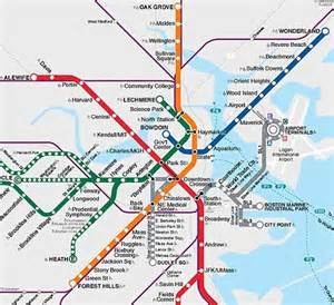 Mbta Map Red Line by Real Estate Near The T Boston Properties