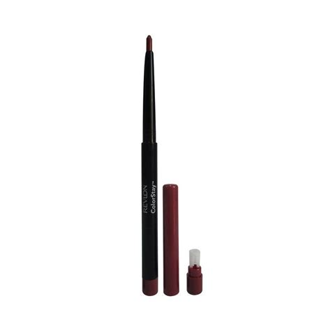 Lip Liner Revlon buy revlon colorstay lip liner pencil plum at best price in india on naaptol