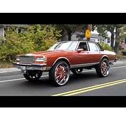 Box Chevy Caprice Donk On 30s For Sale 14k RI  YouTube