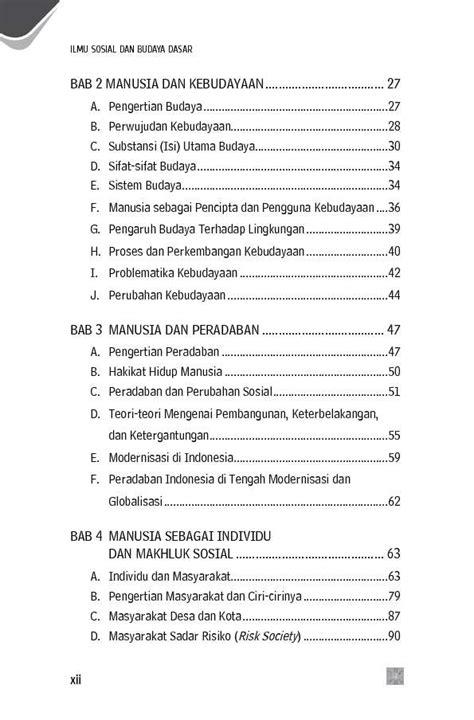 Buku Pengantar Sosiologi By Elly M Setiadi jual buku ilmu sosial dan budaya dasar oleh dra elly m setiadi m si dkk gramedia digital
