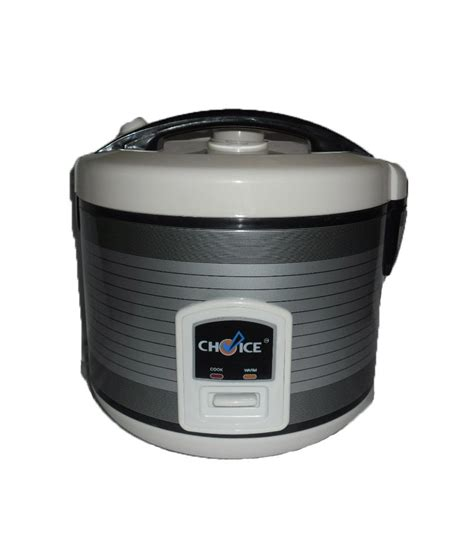 Rice Cooker Choice choice 2 5 ltr choice rice cooker electric cooker price