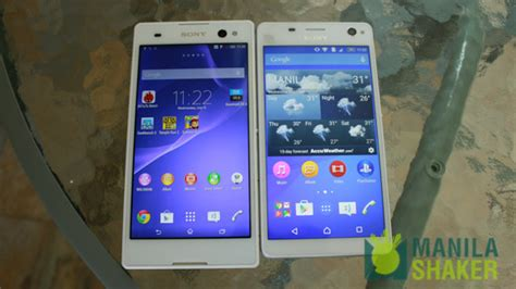Hp Android Sony Xperia C4 sony xperia c4 vs xperia c3 review comparison philippines 9 of 16