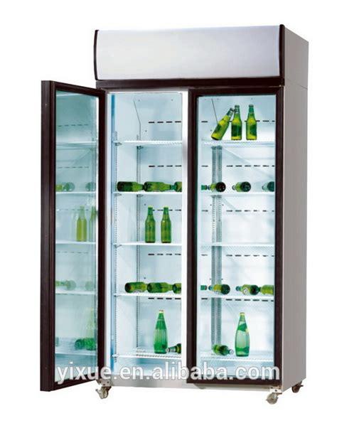 Lemari Es Minuman Ringan lg 680 pintu ganda kulkas minuman kaleng lemari es id