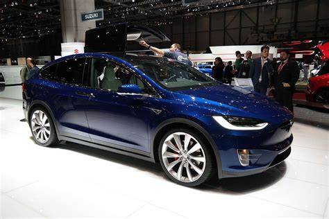Tesla Model X Wiki Tesla Model X Wolna Encyklopedia