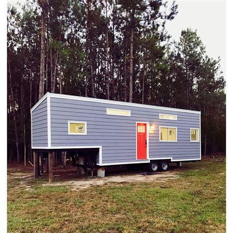 35 ft 5th wheel tiny house swoon tiny home south carolina tiny house swoon