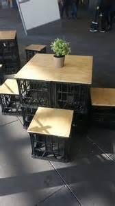 best 25 milk crate furniture ideas on crate