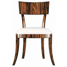 moderner klismos stuhl furniture occasional chairs klismos klismos chair 7041