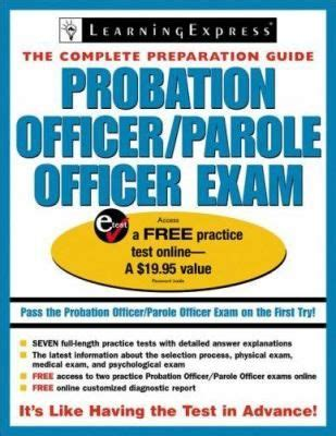 Can You Be A Probation Officer With A Criminal Record 17 Best Images About Testing Books Occupational Guidance