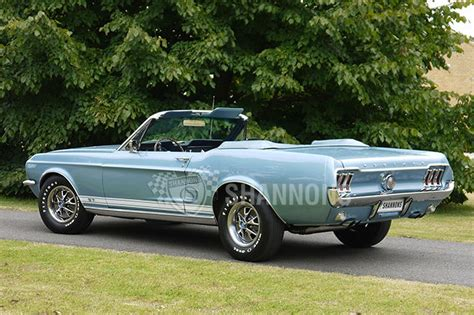 a 1967 ford mustang 390 convertible for summer time sold ford mustang s code 390 gt convertible lhd auctions lot 33 shannons