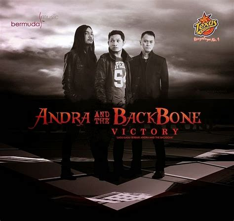 Cd Original Andra And The Backbone Season 2 andra and the backbone victory 2013