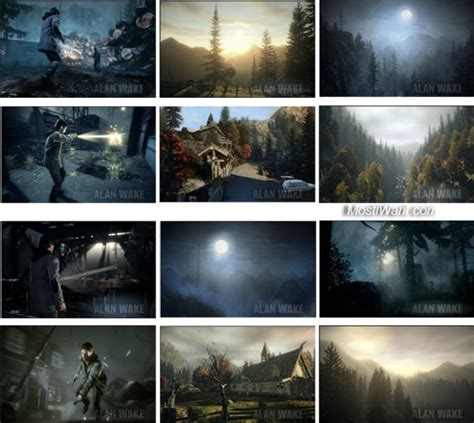 download themes for windows 7 with sound download alan wake game theme pack for windows 7 most i want