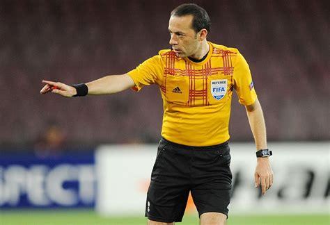Europa League Dan Respect 2012 2015 dua wasit liga chions dan europa league okezone bola
