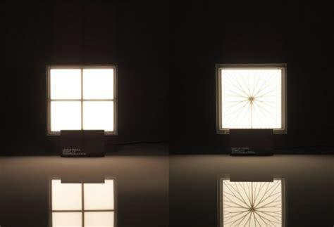 Brilliant Oled Lighting Designs By Emory Krall Inhabitat Oled Lighting Fixtures