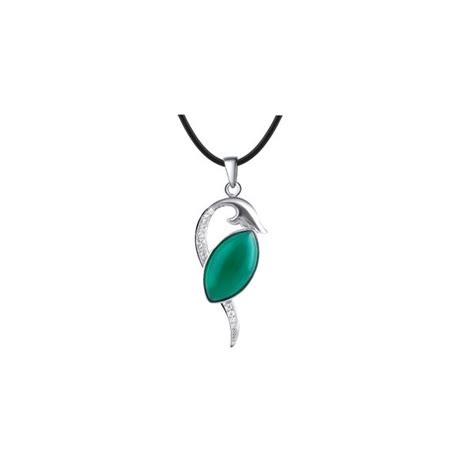 Green Agate Pendant Necklace green agate pendant necklace for on sale jeenjewels