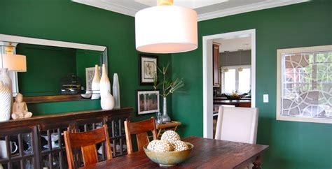Emerald Green Dining Room Emerald Green Dining Room