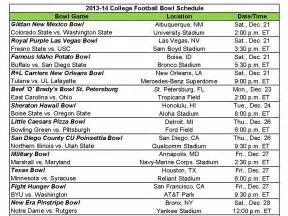 Bowl Calendar Search Results For College Football Playoff Bracket