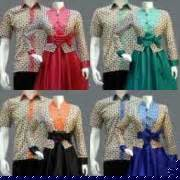 Sarimbit Batik Wulung grosir baju batik pekalongan busana batik pekalongan murah