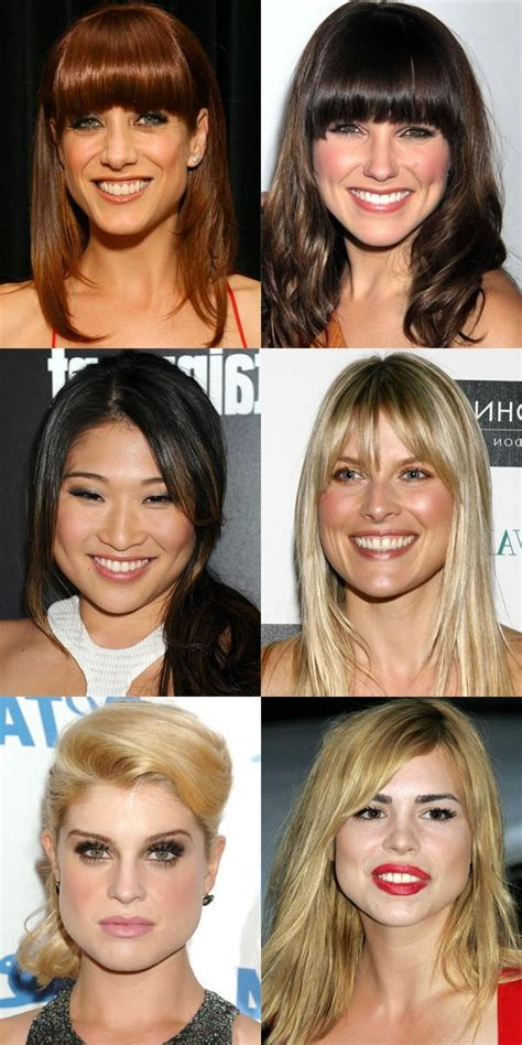 pear shaped face bangs 20 best of short hairstyles for pear shaped faces