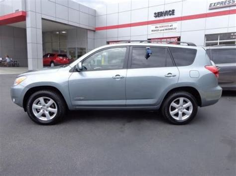 2007 Toyota Rav4 Limited Purchase Used 2007 Toyota Rav4 Limited In 2995 Us Highway