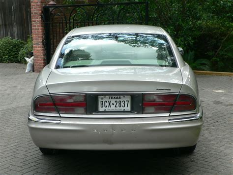 1997 buick park avenue ultra supercharged 1997 buick park avenue other pictures cargurus