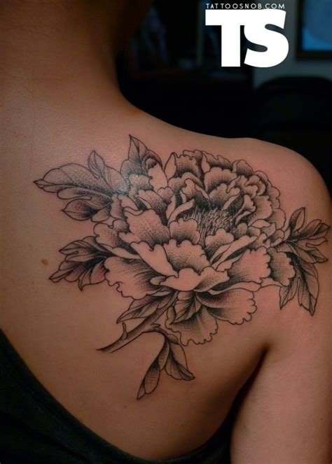peony flower tattoo 25 best ideas about japanese peony on