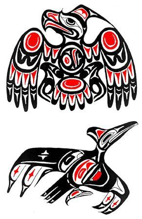 tribal totem pole tattoo designs totem pole designs northwest american