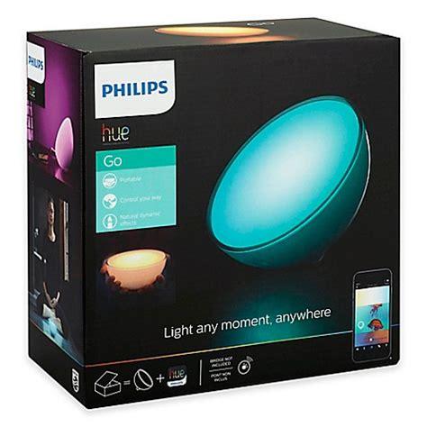 philips hue go light philips hue go wireless light bed bath beyond