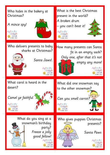 printable one liner jokes christmas lunch box jokes