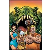 Image – DC Comics The Flintstones 1 Variant Cover Walt