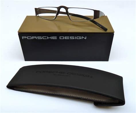 Porsche Lesebrille by Porsche Design Lesebrille P8811 B Gun