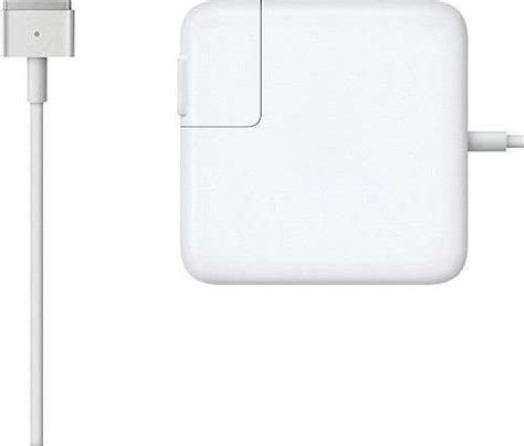 Apple 60w Magsafe 2 Power Adaptor A1453 T Tip Original 1 replacement magsafe 2 type t 60w power ac adapter for