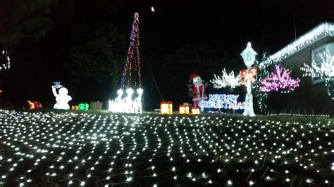 ivanhoe christmas lights 2015 melbourne