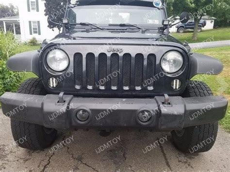 Jeep Wrangler Lights Led Daytime Lights Turn Signal Ls For Jeep Wrangler Jk