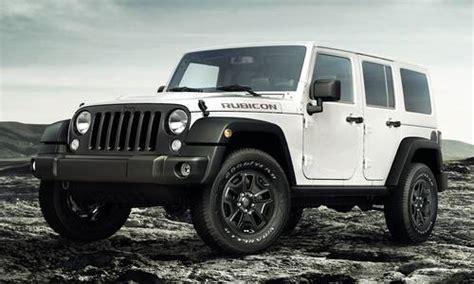 configurateur nouvelle jeep wrangler unlimited et listing des prix 2017