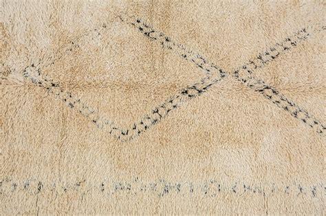 white moroccan rug moroccan beni ouarain white rug for sale at 1stdibs