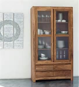 Modern Book Rack Designs cinnamon glass door crockery cabinet by mudramark online