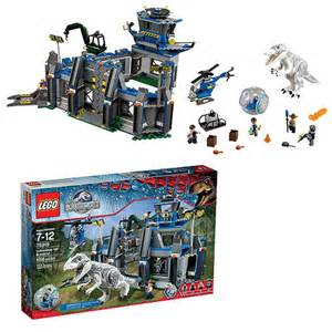 Lego jurassic world 75919 indominus rex breakout lego jurassic