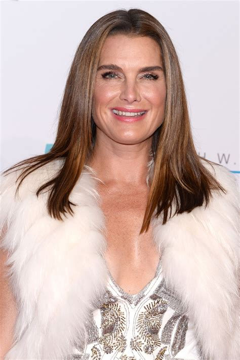 brooke shields brooke shields at 2014 an enduring vision benefit in new