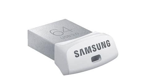 Dijamin Samsung 32 Gb Flash Drive Fit Usb 3 0 Samsung Muf 32bb 32gb Usb 3 0 Fit Drive
