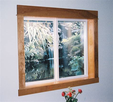 wood basement windows vinyl basement windows precise forms inc