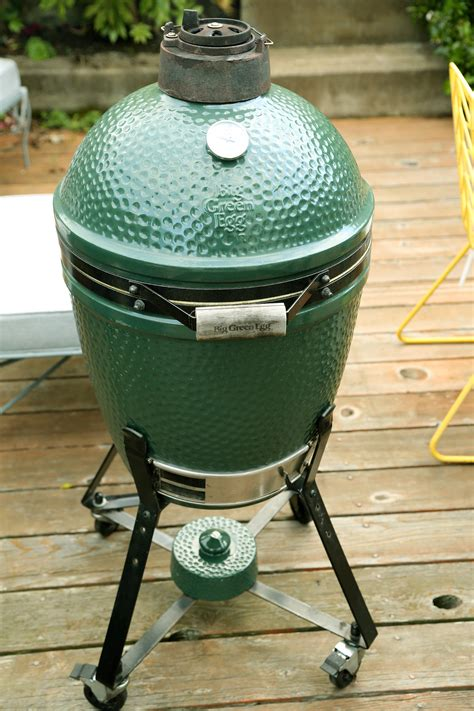 big green egg review popsugar food