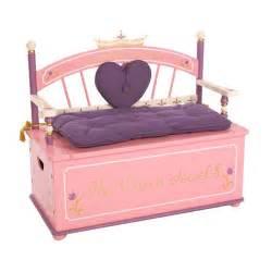 toybox bench baby furniture bedding princess box bench