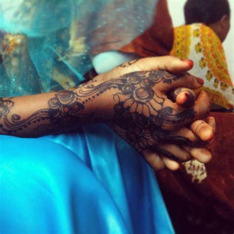 henna tattoo zanzibar africa
