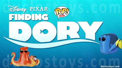 Funko Pop Disney Finding Dory Dory duclos toys figures collectibles toys 187 funko pop disney finding dory