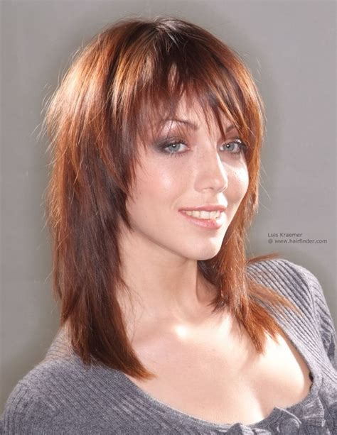 hair cut medium length long front short at the back 204 best haircuts i like images on pinterest hair cut